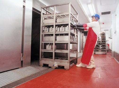 کفپوش پلی یورتان در صنایع دارویی